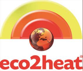 eCO2heat Logo-adresse