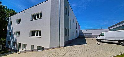 Firmengebäude Digel Sticktech GmbH