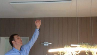 Die Infrarotheizung im Dachgeschoss einbauen bzw. nachrüsten