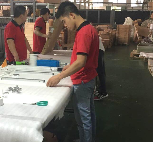 Sundirect Manufacturing Panel heater