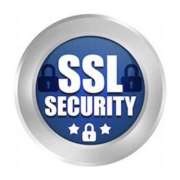Sichere SSL verschlüsselte Datenübertragung