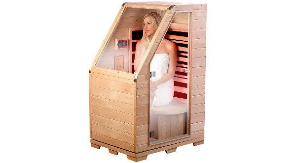 infrarotsauna guide die vorteile und nachteile unterschiedlicher infrarotkabinen. Black Bedroom Furniture Sets. Home Design Ideas